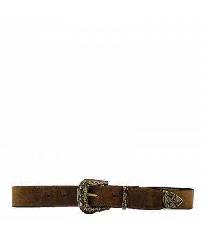 Cinturones Mujer  822 Cuero