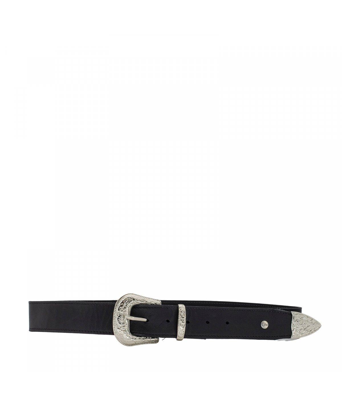 Cinturon Mujer 581 Cuero
