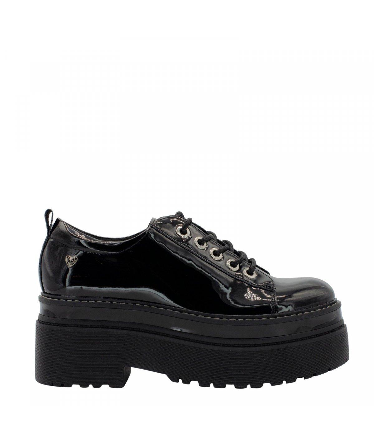 Zapaton Mujer 281 Charol